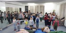 Kafkas Halk Oyunları Ekibi Kuruldu