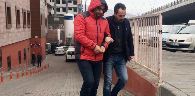 Bylock Kullanan 5 Kişi Gözaltında