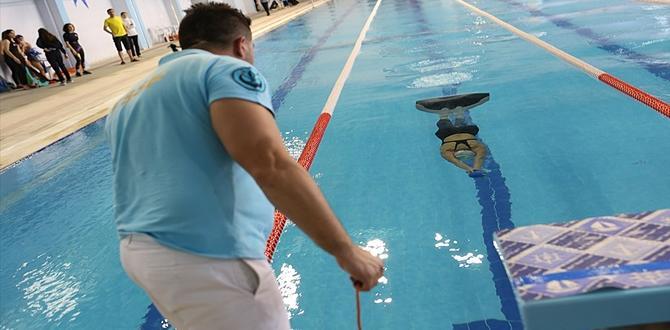 Yüzme Türkiye Şampiyonası Başladı
