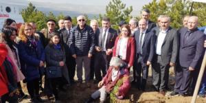 """CHP'liler """"Adalet Ormanı"""" Oluşturdu"""