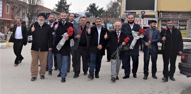 SP'den, Osmancık Halkına Karanfil