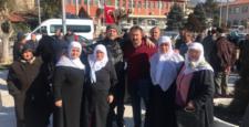 Başkan Şen, Umrecileri Uğurladı