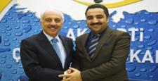 Gül'den, AK Parti Teşkilatlarına Övgü