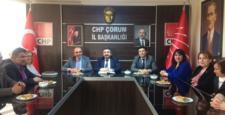 İyi Parti İlk Ziyaretini CHP'ye Yaptı