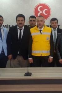 ATT'den, MHP' ye Ziyaret
