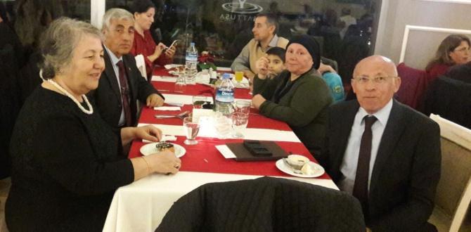 Hep Birlikte Çanakkale Türküsü Okudular