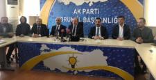 AK Parti, Kilis'e Gidiyor
