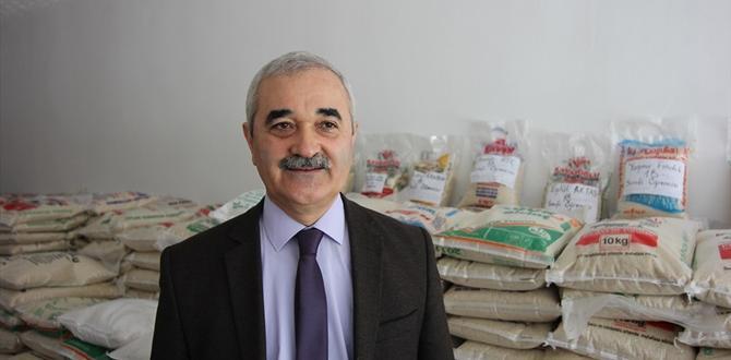 Mehmetçiğin Pirinçi Osmancık'tan