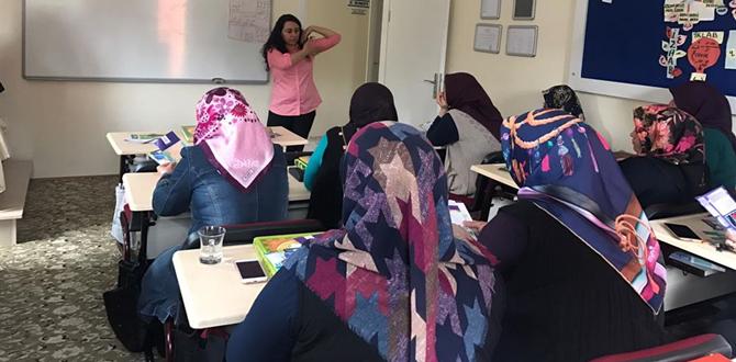 Kadınlara Kanser Konusunda Bilgi Verildi