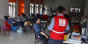 Kargı'da, Kan Bağışına Yoğun İlgi