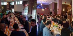 Türk Eğitim-Sen Yemekte Buluştu