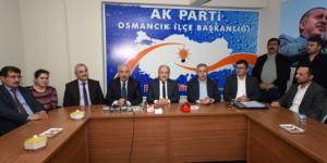 En Büyük Yatırımlar Osmancık'ta