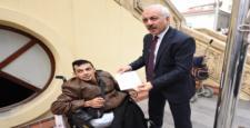 Afrin'e En Anlamlı Bağış