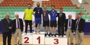Valiliğin Tenis Turnuvasında Osmancık'a 4 Madalya