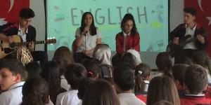 Pınar'da Yabancı Dil Etkinliği