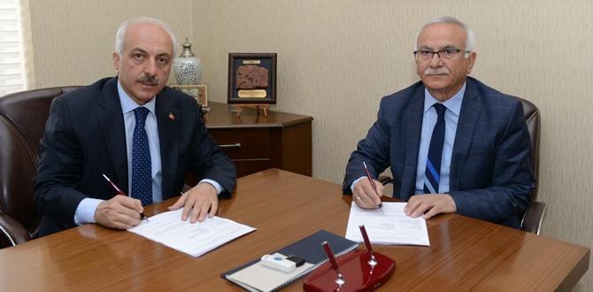 Belediye Ve İŞKUR Protokol İmzaladı