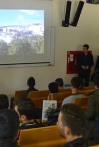 Lise Öğrencilerine MYO Tanıtıldı