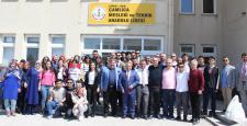 """""""Şehit Aybüke Yalçın Sanat Merkezi"""" Açıldı"""