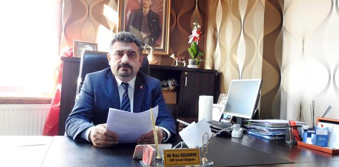 CHP'den 'OHAL Değil Demokrasi' Eylemi