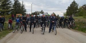 Pedallar Bahar İçin Çevrildi