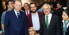 Cumhurbaşkanı Gül'e Verdiği Sözü Tuttu