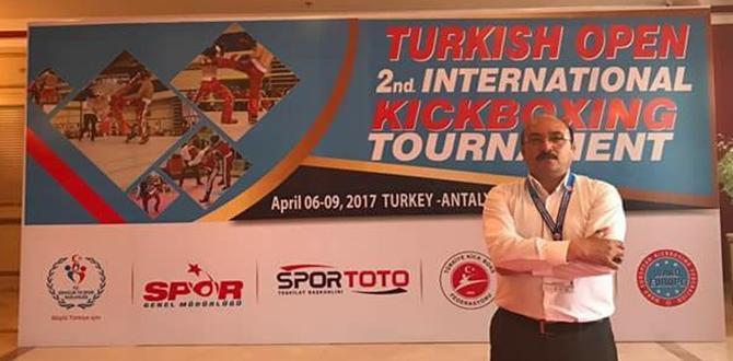 H. İbrahim Bolat Antalya'da Görev Yapacak