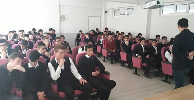 Öğrencilere İş Sağlığı Eğitimi