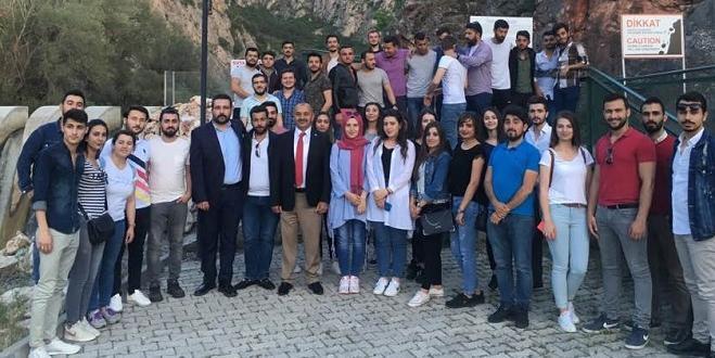Hitit Öğrencileri Ortaköy'e Hayran Kaldı