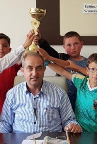 Bu Öğrenciler Türkiye Şampiyonu Oldu