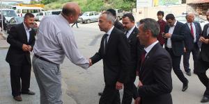 Ceviz Diyarı Aras'ı Vekil Görmek İstiyor