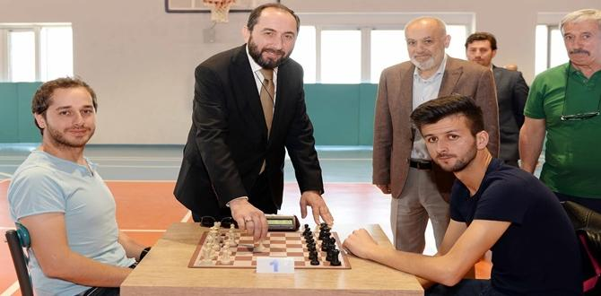 Hitit'ten Satranç Turnuvası