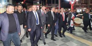 MHP'nin 4 Milletvekilide Sahaya İndi