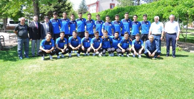Grup Maçları Tokat'ta
