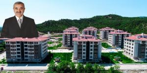 Osmancık'ta TOKİ'den Ev Bekleyenlere Müjde