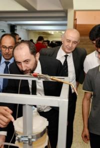 Üniversite Öğrencileri Projelerini Sergiledi