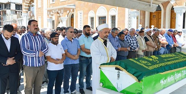 Filistin Şehitlerine Gıyabi Cenaze Namazı
