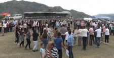 Eskiköy'de Coşkulu Kiraz Festivali