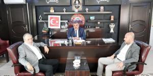 Salim Uslu, Gür'ü Kutladı