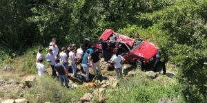 Bu Kazada 10 Kişi Yaralandı