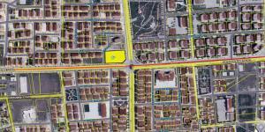Belediye Benzinlik Arsası Satıyor