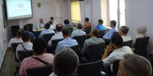 İskilip'te Okul Müdürleri Toplandı