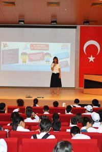HİTÜ Çocuk Üniversitesi Etkinliklere Başladı
