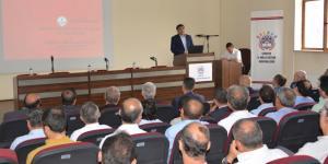 Okul Müdürleriyle Değerlendirme Toplantısı