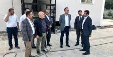 Ceylan, Ortaköy'de Yatırımları İnceledi