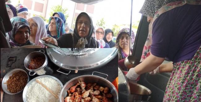 Kadın Meclisinden Gönüllere Dokunan iftar