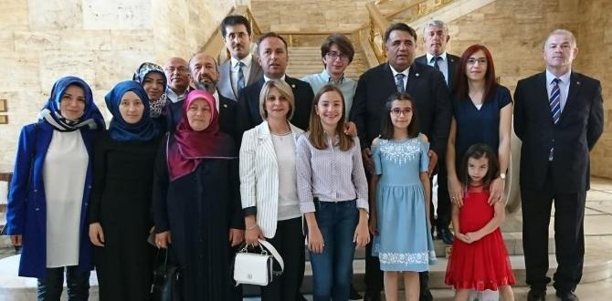 AK Parti Çorum Milletvekilleri TBMM'de