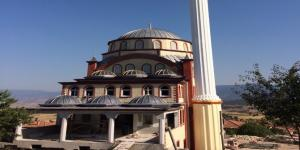 Camii İnşaatı Yardım Bekliyor