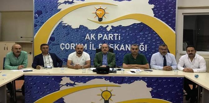 Karadağ, AK Parti Seçimden Birinci Çıktı