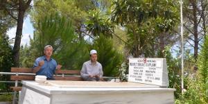 Kargı'da Şehitlikler Ziyaret Edildi