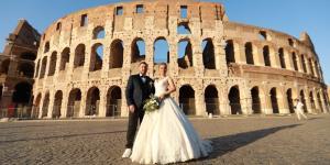 Roma'da Dünya Evine Girdiler